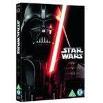 Star Wars: The Original Trilogy (Episodes IV-VI) [DVD] [1977]